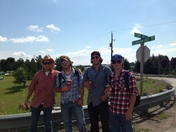 Boots and Hearts with the Boys