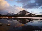 Vermilion Lakes Reflections