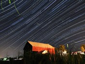Startrails and Fireflies