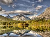 Wedge Pond Panoramic