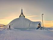 Igloo Shaped Church- St Jude's Anglica Church