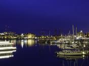 Victoria Inner Harbour at Dusk