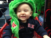 Lil' Easton - Go Sox!!