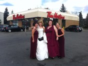 My sister Melanie's Wedding