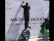 Michael Jackson Memorial at the Staples Center