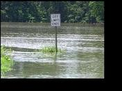 Chickasaw Road Flooding