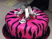 Birthday Cake In 16 WAPT Sales Department