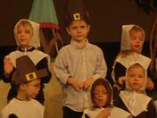 Evan Simmons In Thanksgiving Program