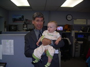 WAPT GM Stuart Kellogg Gets An Early Thanksgiving Visit!