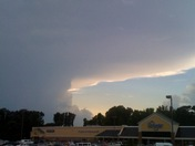 Theres a storm a comin