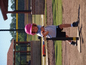 YMCA TBall Hitting a Rope