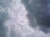 Sky over Wiggins, MS