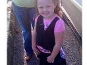 Karli's first day of 1st Grade