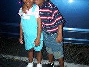 Micah & Micayla's First Day At School 2009