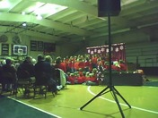 christmas songs at central hinds