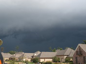 Storm approaching Flowood