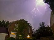 Lightning over Jackson