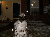 earl the snowman
