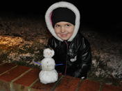 Mini Snow Man
