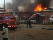 Dexter School burnt June 3.