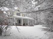 Snow in Brandon
