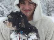 Polar Bear & Puppy Cub