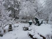Winter wonderland in Clinton