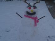Snowman Clinton Ms.