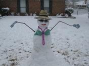 Bahama Mama Snow Man