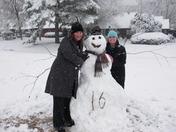 the 16 wapt snowman!