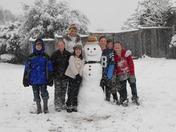 Snowman - Madison, MS