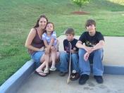 Me & my 3 kids