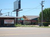 Yazoo City Tornado Destruction