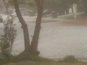Hail in Orangevale