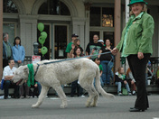 St. Patrick's Day Parade In Old Sac