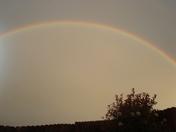 Rainbow Over Natomas