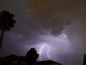 Lightning Over Rocklin
