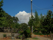 Dobbins Fire from Loma Rica
