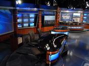 Inside the KCRA 3 Studio