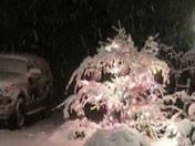 Snow El Dorado HIlls