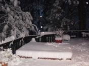Meadow Vista snow 120709