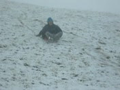 Drytown snow
