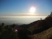 Mt. Diablo Summit View