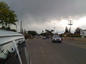 Funnel Cloud in Ceres