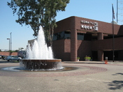 KCRA fountain