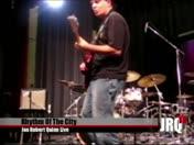 Jon Robert Quinn - Rhythm Of The City - Live at Floyd Kennedy Drum Festival 2009
