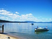 Lake Tahoe 82. Real feel Summer!: