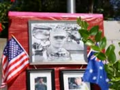 Ione, CA Veterans Memorial Park Dedication.