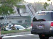 Carmichael Fire Video
