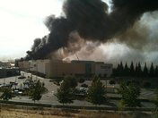 Galleria Mall Fire